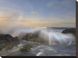 Wave breaking  Playa Langosta  Guanacaste  Costa Rica