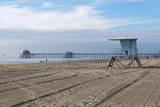 Usa  California  Huntington Beach Pier