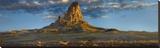 Agathla Peak  the basalt core of an extinct volcano  Monument Valley Navajo Tribal Park  Arizona
