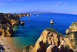 Praia Da Dona Ana  Algarve  Portugal