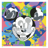 Multi-Mickey Reproduction pour collectionneurs par Tennessee Loveless