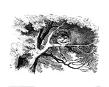 Cheshire Cat in a Tree