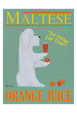 Maltese Orange Juice