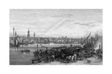 New London Bridge 1826