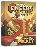 Maestro Mickey's Band Concert