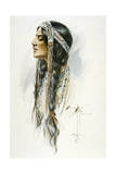 Racial  Iroquois Woman