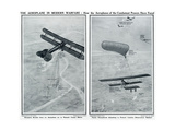 Aeroplane in Modern Warfare