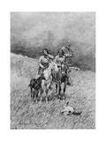 Crow Medicine Men  1897