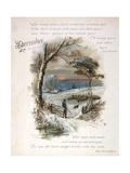 Book Illustration - December