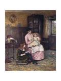 Nanny with Children