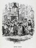 Seven Dials  Slums  1836