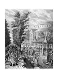 Ranelagh in 1750