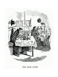1836 Dining Room Scene