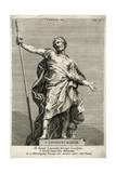 St Longinus  Martyr  1696