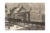 Paris  Railway Project