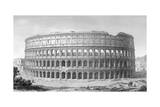 Rome  Colosseum 1855