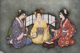 Racial  Japan  3 Women