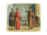 Edward I Threatens Roger