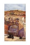 Jerusalem  Mount Olives