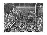 France 1392  Burnt Alive