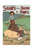 Bacon and Ham Advert