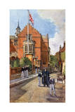Street Scene  Harrow School