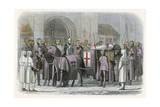 Funeral of King Richard II