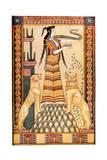 Cretan Snake Goddess
