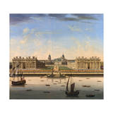 A View of Greenwich Hospital