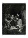 Flora  Charles' Escape