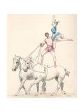 Garnier  Equestian Act