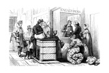 Paris Pawnbroker 1842