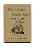 Cover Design  the Queen of the Pirate Isle