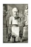 Hippocrates  Louvre Bust