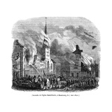 Hamburg Fire 1842