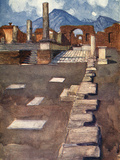 Pompeii  the Forum