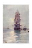 St Vincent Sailing Ship