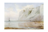 Beachy Head  Sussex  1908