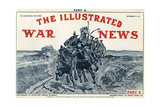 Illustrated War News Front Cover  Artillery