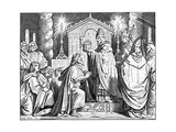 Charlemagne Crowned