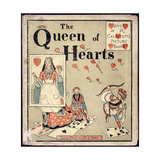 Nursery  Rhyme  the Queen of Hearts  Caldecott