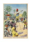 Fetish Dance  Dahomey