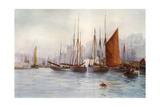 Brixham Fishing Boats