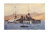 Suffren Warship