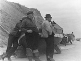 Fishermen at Overstrand