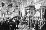 Wilhelm Opens Reichstag