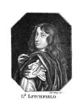 Bernard Earl Lichfield