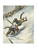 Killer Ski Jump 1934