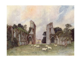 Glastonbury Abbey 1908