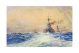 Iron Duke Warship